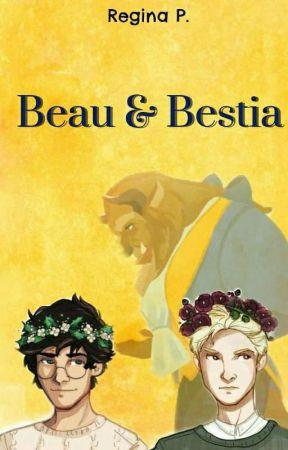 Beau & Bestia by electric__peanut