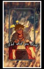 Not What You Think~ (bakugou x fem reader/fantasy A.U) by Moody-teenager