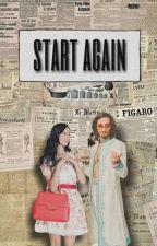 Start Again   Klaus Hargreeves. by -WolfSpirit-
