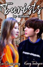 Tourists | Kang Taehyun + Lee Chaeryong  by cvpidyong