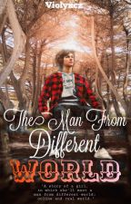The Man from Different World by violyxcz