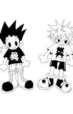 Roommates// killugon story (✔️) by zero_to_hero23