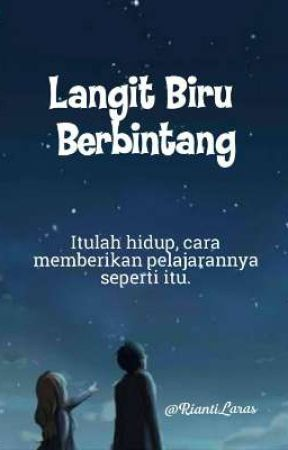 Langit Biru Berbintang by RiantyLaras
