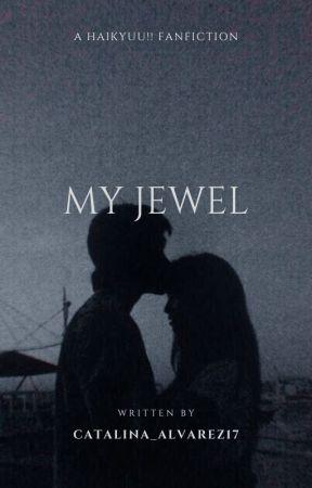 Karasuno's Jewel || Haikyuu X Reader by IcyHot17