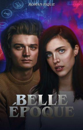 BELLE ÉPOQUE, steve harrington. by roman-tique