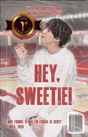 Hey, Sweetie! ◍ Min Yoongi by rosievnts