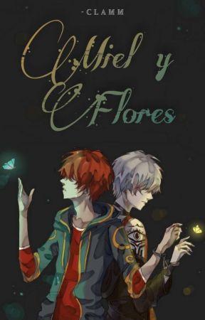 Miel y Flores «Mystic Messenger» by -clamm