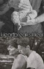 Heartbreaks Heal (Larry Mpreg)  by CaramelCreamCoffee
