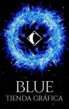 Blue | Tienda Gráfica  by lobuna_12