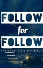 Follow for follow by orumwensesuccess