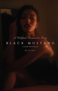Black Mustang. cover
