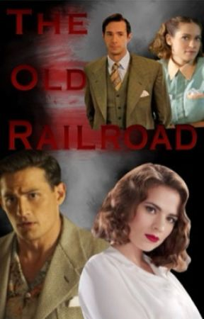 The old railroad by Geek-dot-ham