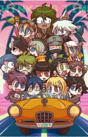 Danganronpa oneshots //requests open// by Silverwillow_12