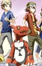 Digimon Tamers & Frontier: Unidos by FranciscoGomez458