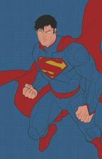 Male Kryptonian x MCU by ThatEhhGuy