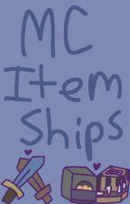 Minecraft Item Ships   Spoof + Rare Updates by DreamNeverTaken