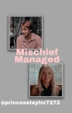 Mischief Managed//Fred Weasley by princesstaylor7272