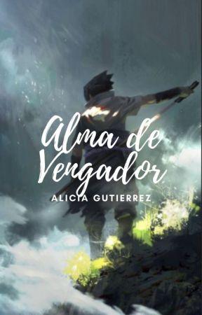 Alma de vengador by Alicia_GutierrezBC