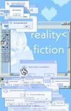 reality<fiction   (Yandere Kenma x Reader) by Fandere