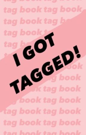 TAG BOOK! by thesearchparty