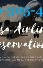 Mesa Airlines Reservations by changebooking