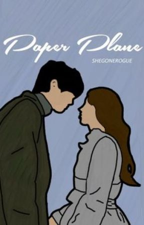 Paper Plane by shegonerogue
