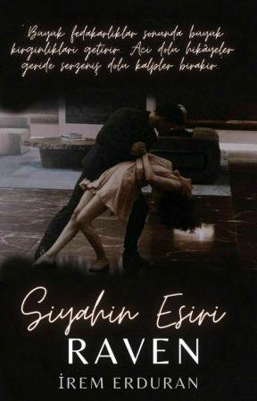 SİYAHIN ESİRİ | Raven by irem_erduran