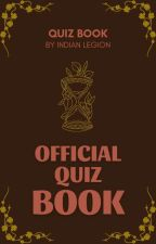 Official Quiz Book by IndianLegion