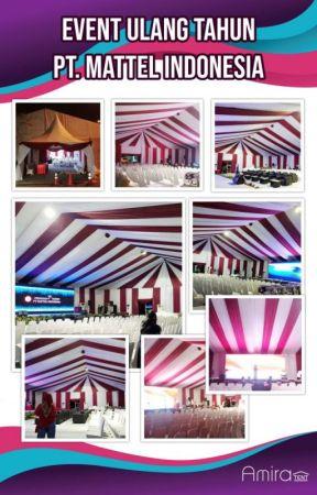 Event Ulang Tahun Pabrik by amira_tent