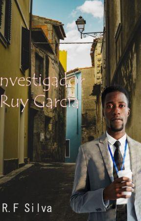 Investigador Ruy García by RF-Silva