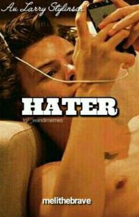 HATER (Au Larry Stylinson) cover