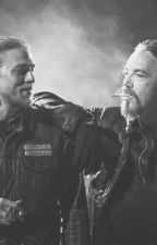 Teach me how to love//chibs Telford and Jax teller// by scary_little_thing
