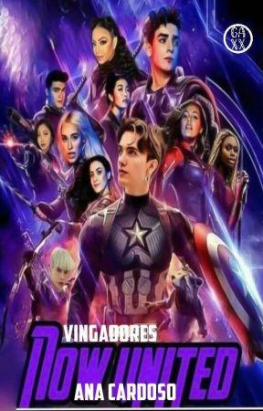 Vingadores - N.U by AnaCardoso104