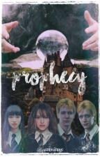 𝐏𝐑𝐎𝐏𝐇𝐄𝐂𝐘 → fred weasley by -venusvintage
