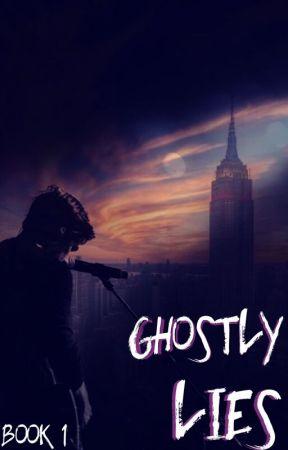 Ghostly Lies by DinoNinjaReader101
