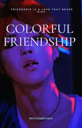 Colorful Friendship ↬ Jjk+Pjm  by princessjikooksz