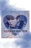 TREASURE REACTION cover
