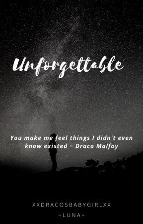 Unforgettable~ Draco Malfoy by XxDracosbabygirlxX