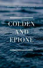 COLDEN AND EPIONE (ON GOING) by BrowniesCoco