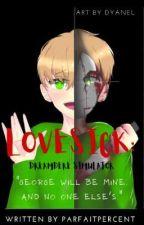 Lovesick: Dreamdere Simulator (MCYT Fanfic||DNF AU) by parfaitpercent