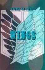 Wings (Levi x Eren)||Attack on Titan Soulverse AU by AnimaX_07
