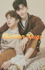 Hidden Hugs by stealingmelonz