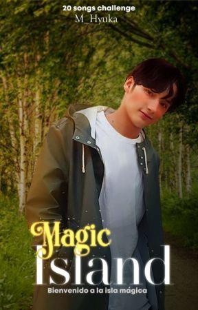『 Magic Island 』⁖✦ #TomorrowXTogether ¡! by M_Kairby