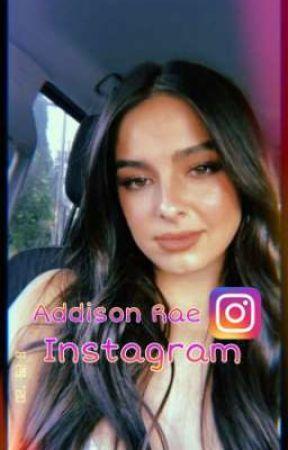 Addison Rae- Instagram  by braddisonstories