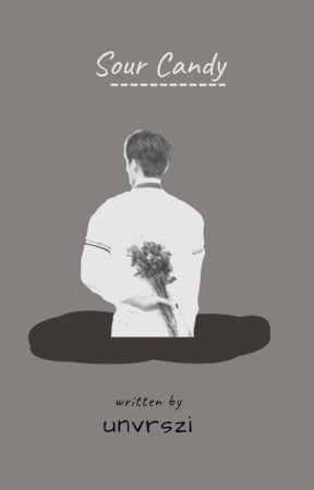 (13) Sour Candy -[Jeongwoo TREASURE] by unvrszi
