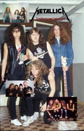 Metallica Preference/Imagines by andjusticeforjames