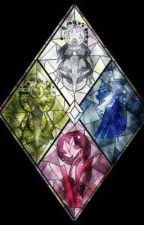 🖤Black Diamond, Part 2🖤 by SpaceD0rito2