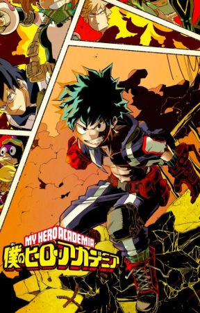 (lector saiyan X boku no hero)   Poder Infinito by Tat-Tatsukier