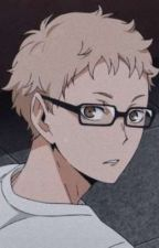 Blonde Pegging Time (Tsukishima x Reader) by _feitanscumsock