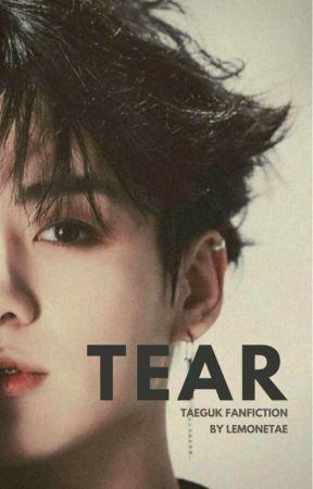 Tear | taeguk by lemonetae